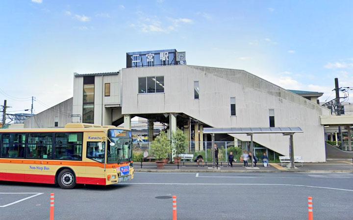 13二宮駅