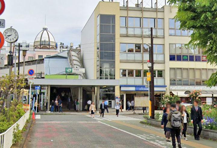 11平塚駅