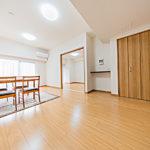 ライオンズガーデン横浜蒔田416号室リビング