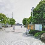 マンションの目の前には三笠公園があります(周辺)