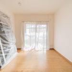南側の洋室5帖は陽当り良好で明るいお部屋(寝室)
