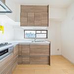 ライオンズマンション能見台1402号室キッチン