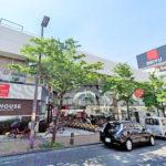 大き目のスーパーもあるので食料品や日用品も揃えられます。西友市ヶ尾店500m(周辺)