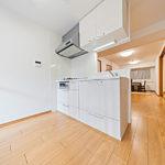 ファミリーコーポ市ヶ尾205号室キッチン2