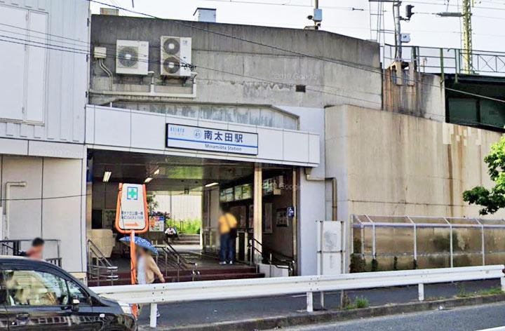 15南太田駅