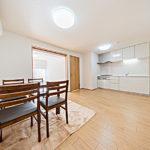 梶ヶ谷住宅306号室リビング2