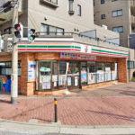 セブンイレブン川崎梶ヶ谷駅入口店500m(周辺)