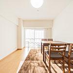 東海宮崎台マンション209号室南側6帖洋室