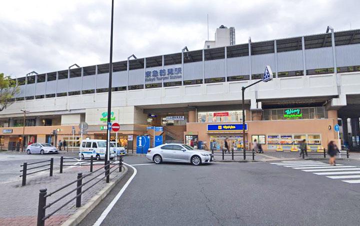 4京急鶴見駅