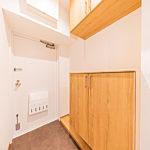 玄関フロアタイル張替え、シューズボックス新設