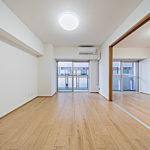 岡野パークハイツ411号室ダイニングキッチン2