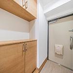 2016年に玄関ドアが交換されています 上下タイプのシューズボックスを新設(玄関)