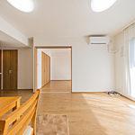 シティウインズ新川崎壱番館502号室リビング