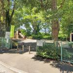 公園も複数あって住環境良好(周辺)