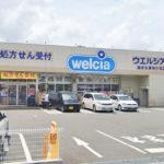 ウエルシア海老名東柏ケ谷店400m(周辺)