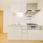 つくし野ローズプラザ102号室キッチン2