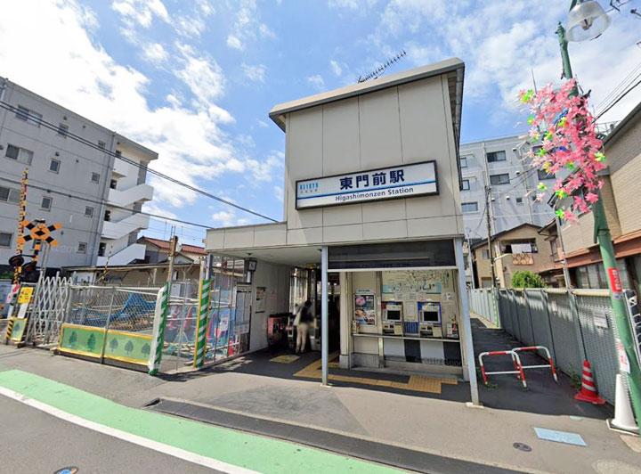 05東門前駅