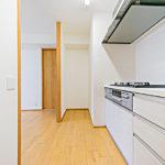 丸増大和中央ハイツ301号室キッチン