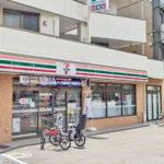 セブン-イレブン大田区仲糀谷店220m(周辺)
