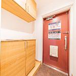 シューズボックス新設、2019年3月に玄関ドア改修工事実施(玄関)