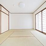 横浜小机パークスクエアM棟206号室6帖和室