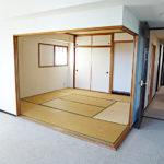 ダイアパレスグランデージ大倉山弐番館301号室和室3