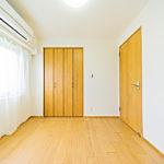 洋室4.5帖(寝室)