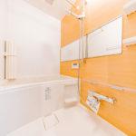 浴室ユニットバス新規交換済み(内装)
