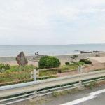 長沢海岸遊歩道1200m(周辺)