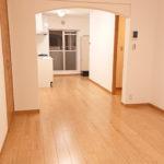 湘南長沢グリーンハイツ6-4号棟103号室LDK2