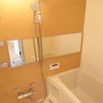 浴室 ユニットバス新規交換済み(内装)