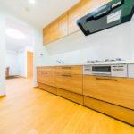 マイキャッスル大倉山ガーデンヒルズ703号室キッチン3