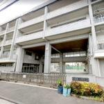 神奈川中学校1500m(周辺)