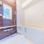 浴室ユニットバス新規交換(寝室)