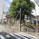 田奈中学校1400m(周辺)
