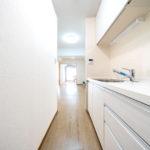 プリメーラ平塚413号室キッチン3