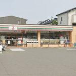 セブン-イレブン横浜岡津町店550m(周辺)