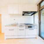 西部郊外マンション湘南鷹取台401号室キッチン