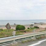 長沢海岸遊歩道550m(周辺)