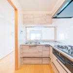 エクレール横浜二俣川601号室キッチン