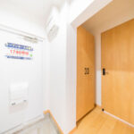 トールタイプのシューズボックスを新設 スペースも見た目もすっきり(玄関)