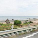 長沢海岸遊歩道1300m(周辺)