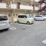 駐車場有り。空き状況などについてお気軽にお問い合わせください。