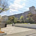 藤沢市立大清水中学校1000m(周辺)