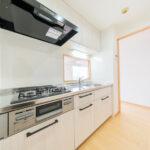 コスモ海老名ウッドスクウェア211号室-キッチン