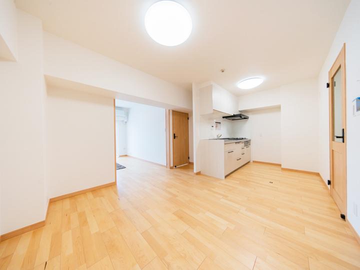 コーシン菊名第2マンション304号室-LDK
