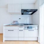 阿久和団地4号棟434号室キッチン2