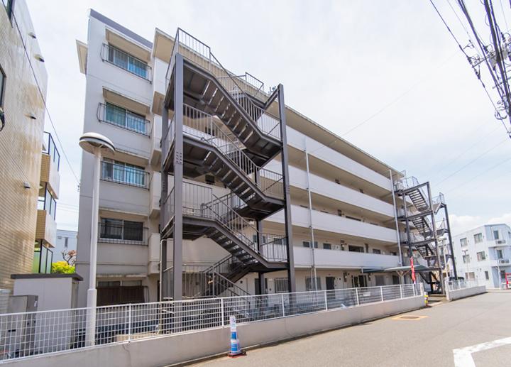 コーシン菊名第2マンション外観4