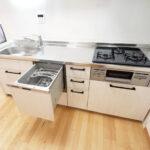 コーシン菊名第2マンション304号室キッチン
