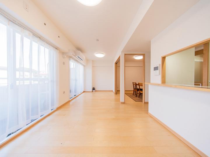 コスモ海老名ウッドスクウェア211号室-LDK4